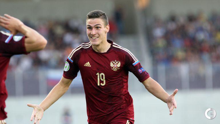 Россия разгромила Грецию в полуфинале юношеского Euro