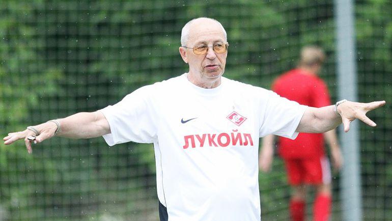 Петр ШУБИН. Фото Василий ПОНОМАРЕВ