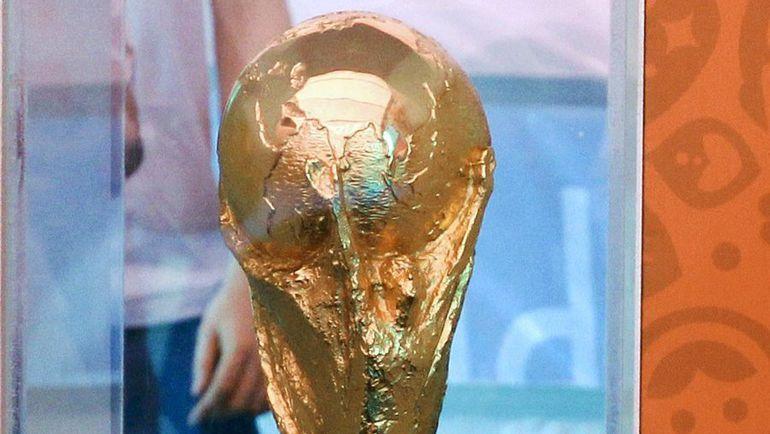 Сегодня. Санкт-Петербург. Кубок мира ФИФА. Фото REUTERS