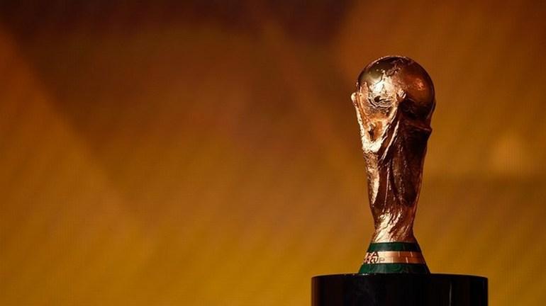 Кубок чемпионата мира в России. Фото ФИФА