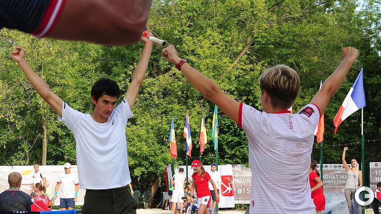 Россия - в финале ЧМ по пляжному теннису