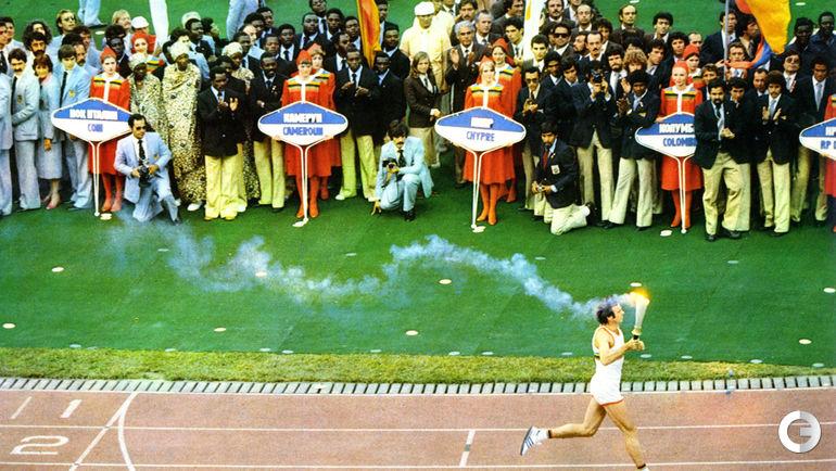 35 лет назад началась московская Олимпиада