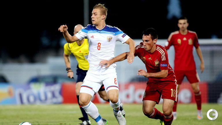 Сборная России вторая на Евро-2015