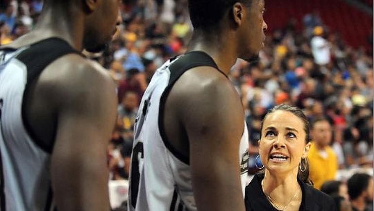 Бэкки ХЭММОН в Летней лиге НБА. Фото REUTERS