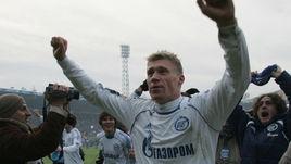 В 2007 году Павел ПОГРЕБНЯК чемпионом России в составе