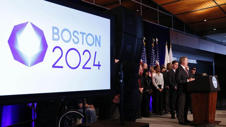 Бостон больше не претендует на Олимпиаду-2024. Фото AFP