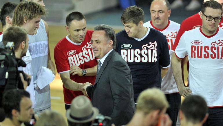 """У Виталия МУТКО есть вопросы к федерации, но сборные - защищены. Фото Алексей ИВАНОВ, """"СЭ"""""""