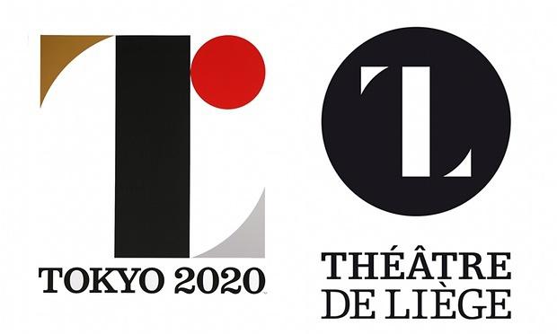 Бельгийский дизайнер усмотрел плагиат в эмблеме Игр-2020  Фото The Guardian