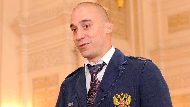 Глеб ГАЛЬПЕРИН. Фото Татьяна ДОРОГУТИНА