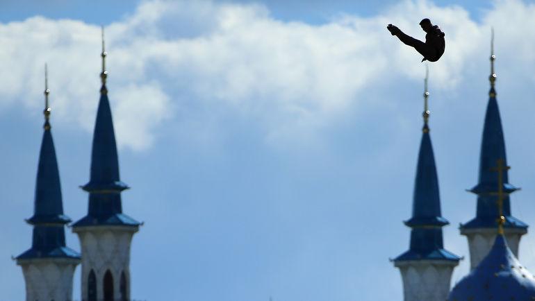 Сегодня. Казань. Артем СИЛЬЧЕНКО. Фото REUTERS