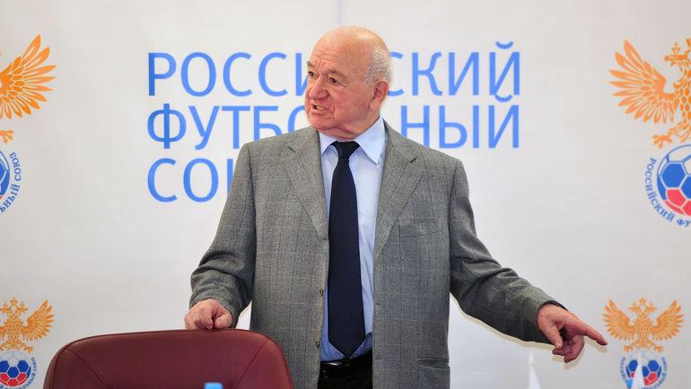 Исполняющий обязанности президента РФС Никита СИМОНЯН. Фото Александр ФЕДОРОВ, «СЭ»