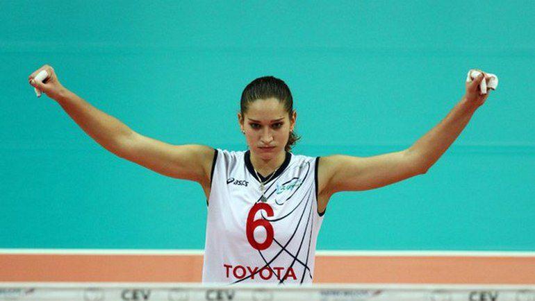 Дарья ИСАЕВА. Фото volley.ru