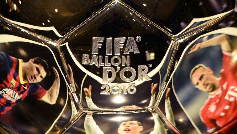 Франк Рибери не дождался награды лучшему игроку года. Фото AFP