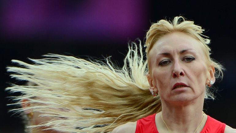 2012 год. Татьяна ТОМАШОВА на Олимпийских играх в Лондоне. Фото AFP