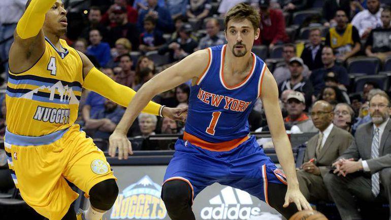 Алексей ШВЕД (справа) предпочел вернуться в Россию, несмотря на предложения из НБА. Фото REUTERS