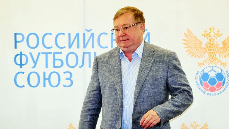 Член исполкома РФС Сергей СТЕПАШИН. Фото Александр ФЕДОРОВ, «СЭ»