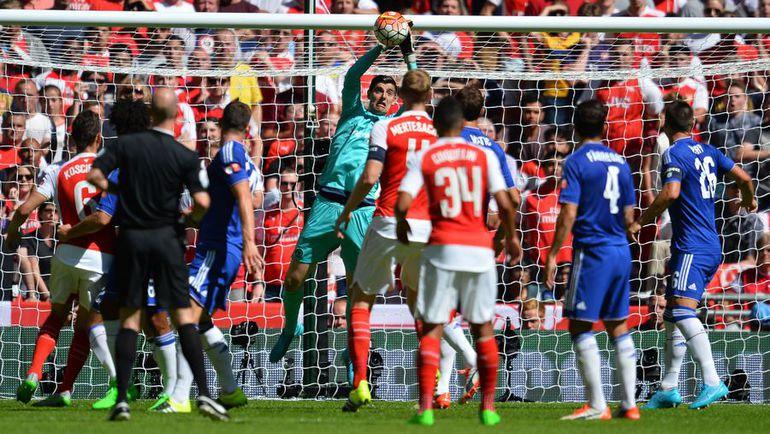 """Челси"" против ""Арсенала"" - одна из афиш сезона. Фото AFP"