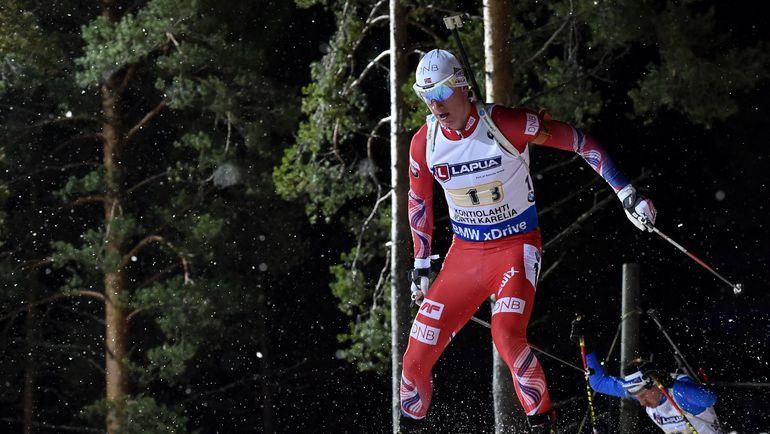 Йоханнес БЕ. Фото AFP