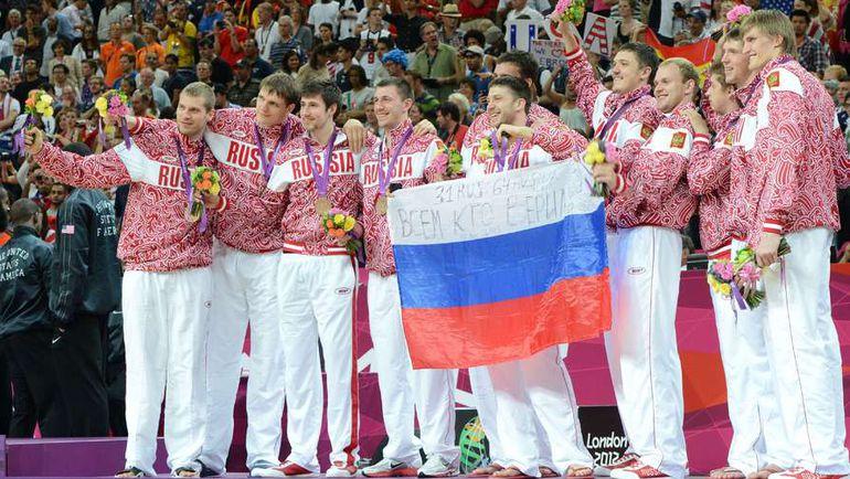 Российские любители баскетбола все-таки увидят любимую команду на Евробаскете. . Фото REUTERS