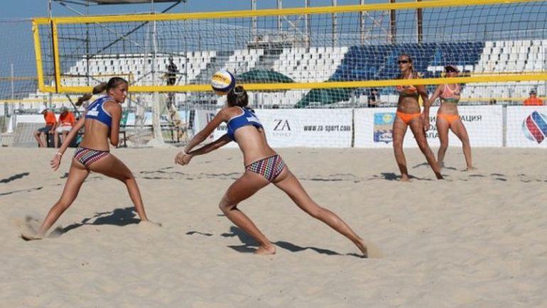 Золотая молодежь чемпионата России Фото volley.ru