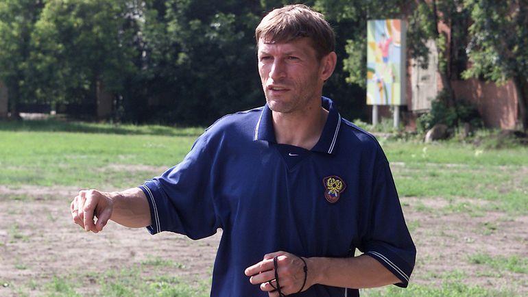Владимир ТАТАРЧУК. Фото Юрий ШИРОКОГОРОВ