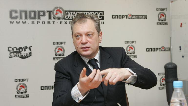 Тагир САМОКАЕВ. Фото Дмитрий СОЛНЦЕВ