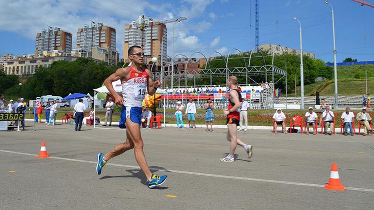 Александр ЯРГУНЬКИН. Фото Министерство физической культуры и спорта Чувашской Республики