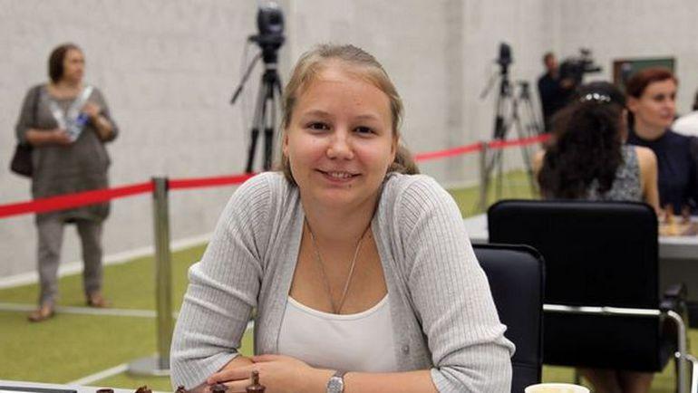 Валентина ГУНИНА. Фото ruchess.ru