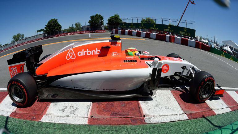 """""""Манор"""" на протяжении пяти последних лет - самая бедная команда """"Формулы-1"""". Фото AFP"""