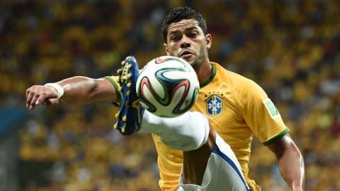Халк вызван в сборную Бразилии впервые с ЧМ-2014