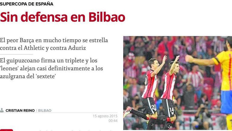 El Diario Vasco.