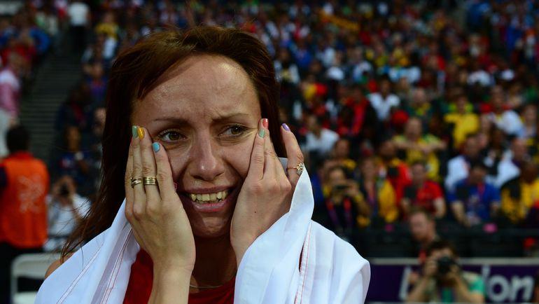Мария САВИНОВА. Фото AFP