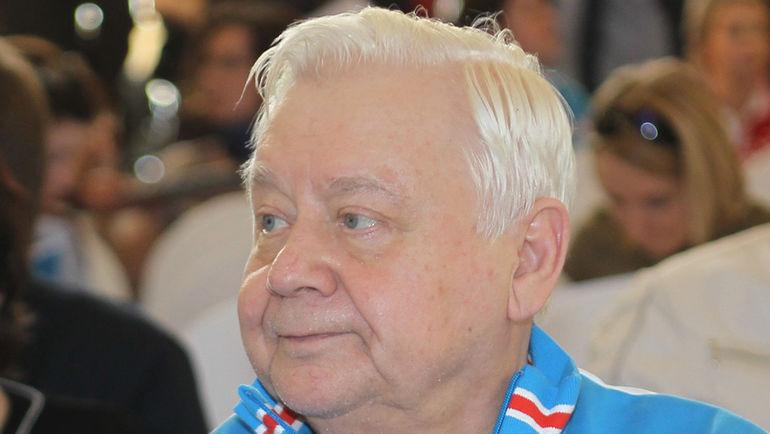"2011 год. Олег ТАБАКОВ. Фото Александр ФЕДОРОВ, ""СЭ"""