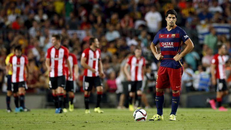 Барселона осасуна ответный