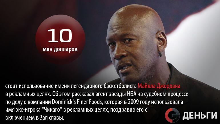 """Майкл ДЖОРДАН. Фото """"СЭ"""""""