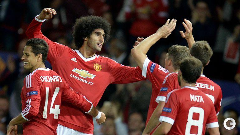"""""""Манчестер Юнайтед"""" – """"Брюгге"""" – 3:1."""