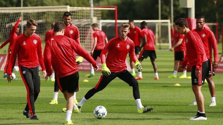 """Давид Де ХЕА уже этим летом может стать игроком """"Реала"""". Фото REUTERS"""