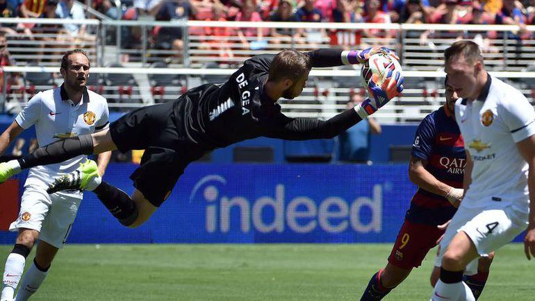 """""""Реал"""" всерьез намерен заполучить Давида ДЕ ХЕА в ближайшее время. Фото AFP"""