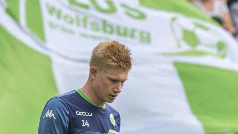 """Кевин ДЕ БРЮЙНЕ, похоже, сам не до конца определился с тем, хочет ли он покинуть """"Вольфсбург"""". Фото AFP"""