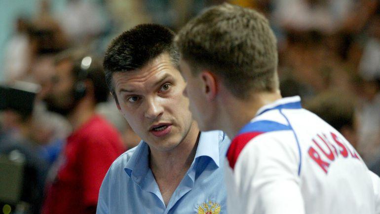 Егор ВЯЛЬЦЕВ (справа) под руководством Евгения ПАШУТИНА становился чемпионом Европы среди молодежи. Фото Дмитрий СОЛНЦЕВ