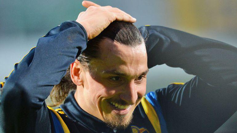 Златан ИБРАГИМОВИЧ. Фото AFP