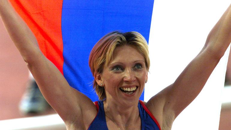 Светлана МАСТЕРКОВА. Фото REUTERS