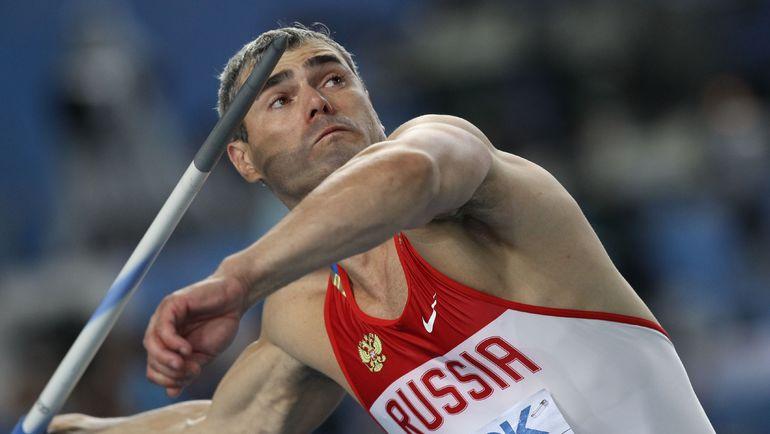 Сергей МАКАРОВ. Фото AFP