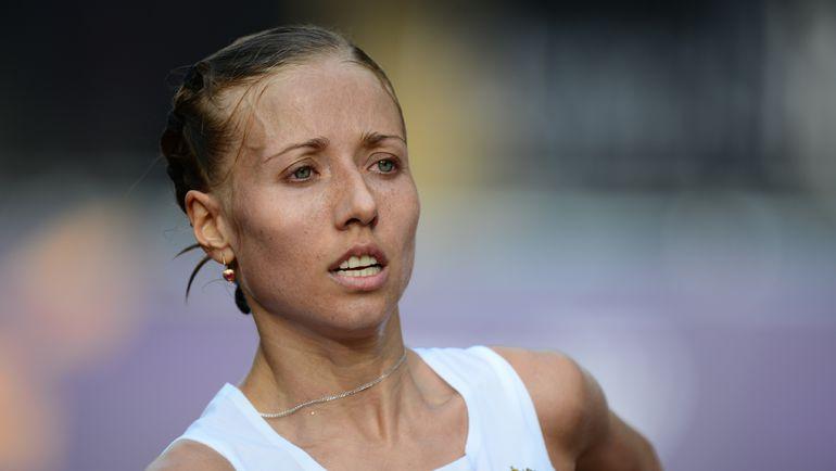 Ольга КАНИСЬКИНА. Фото AFP