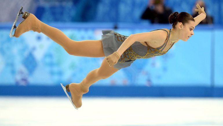 Аделина СОТНИКОВА после победы на Играх-2014 пропустила сезон. Фото AFP