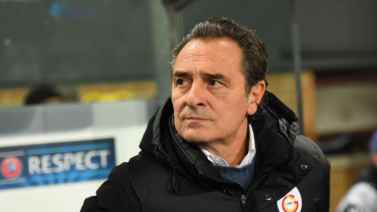 Бывший тренер сборной Италии Чезаре ПРАНДЕЛЛИ. Фото AFP