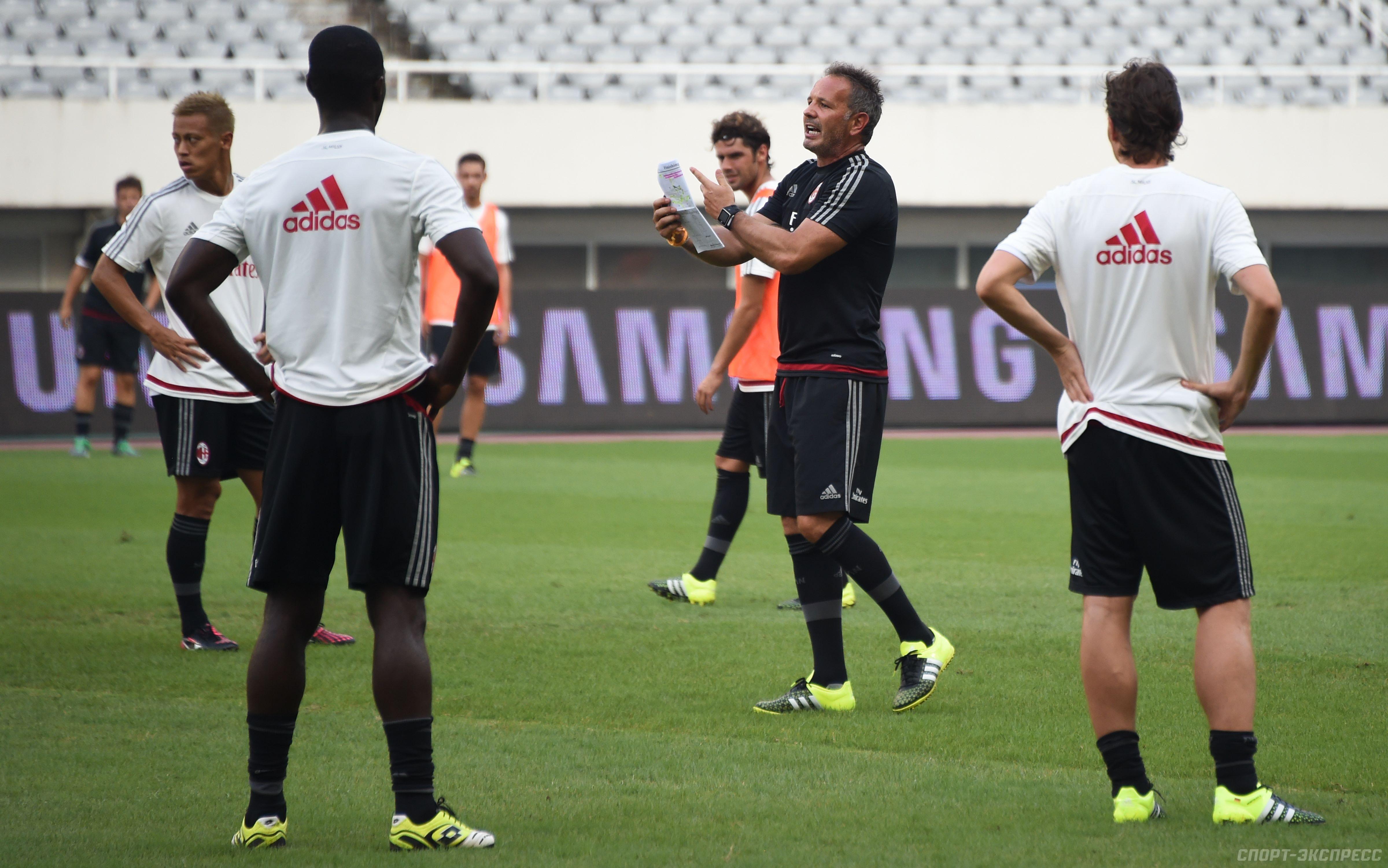 Строотман дисквалифицирован на матчи с Ювентусом и Миланом