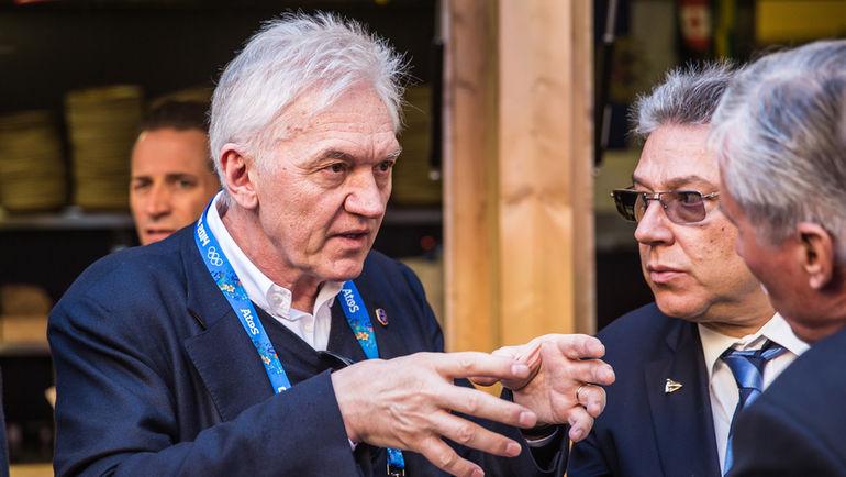 """Геннадий ТИМЧЕНКО (слева). Фото Юрий ГОЛЫШАК, """"СЭ"""""""