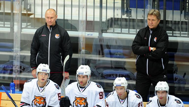 """Сергей ШЕПЕЛЕВ (справа). Фото Никита УСПЕНСКИЙ, """"СЭ"""""""