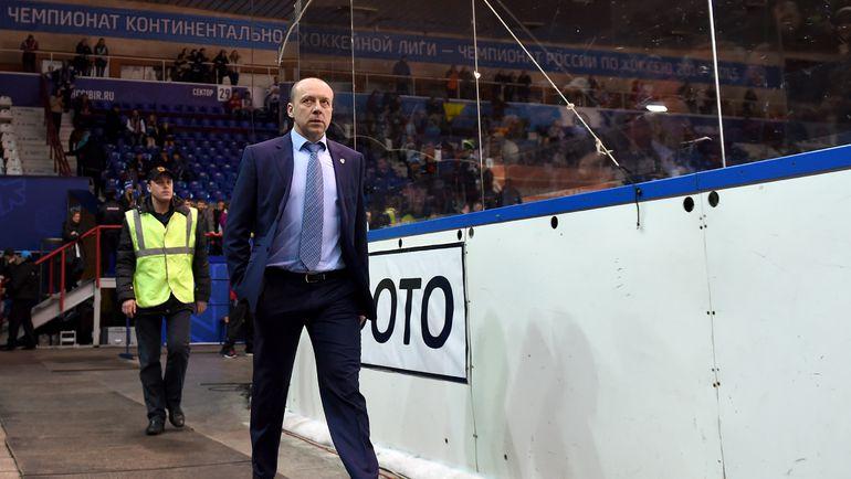 Андрей СКАБЕЛКА. Фото Юрий КУЗЬМИН, photo.khl.ru